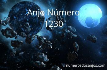 Anjo Número 1230 – Significado do anjo número 1230