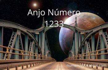 Anjo Número 1233 – Significado do anjo número 1233