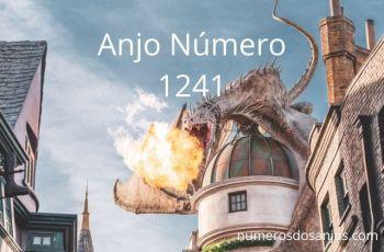 Anjo Número 1241 – Significado do anjo número 1241