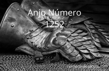 Anjo Número 1252 – Significado do anjo número 1252