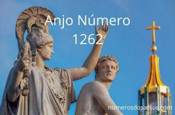 Anjo Número 1262 – Significado do anjo número 1262