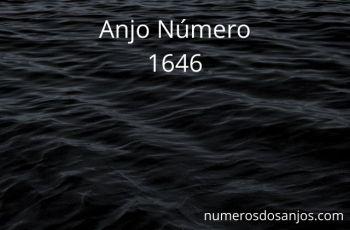 Número do anjo 1646: Cuide de sua pessoa amada
