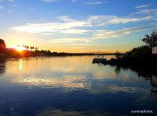 Dawn on the Colorado River