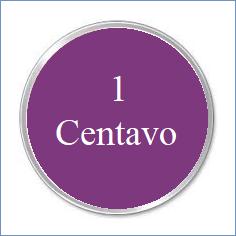 a. 1 CENTAVO