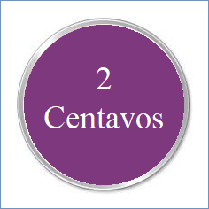 b. 2 CENTAVOS