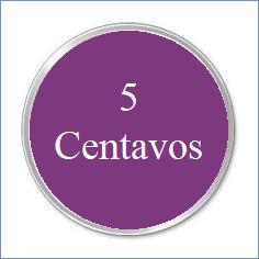 d. 5 CENTAVOS