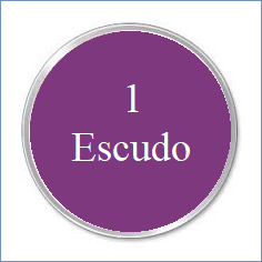 h. 1 ESCUDO