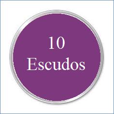 k. 10 ESCUDOS