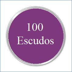 o. 100 ESCUDOS