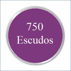 s. 750 ESCUDOS
