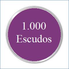 t. 1.000 ESCUDOS