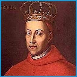 19. D. HENRIQUE I (1578-1580)