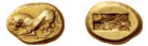 Asia Minore – zecca incerta – 500 – 480 aC