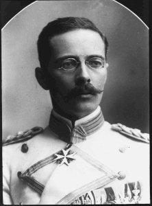 Il governatore Gustav Adolf von Götzen