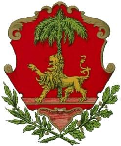 Lo stemma dell'Africa Orientale