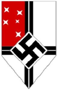 Stendardo della Reichskolonialbund