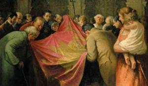 """Giuseppe Lallich – Perasto """"Bacio della bandiera di San Marco"""""""