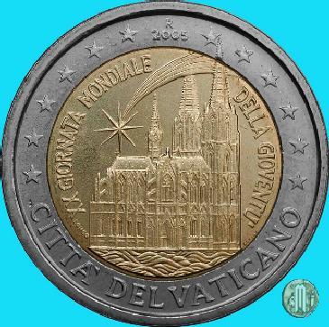 6a13dd6463 Particolarità nelle emissioni numismatiche della Città del Vaticano ...