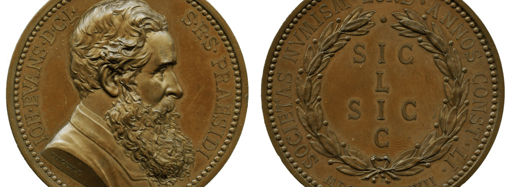 The Royal Numismatic Society
