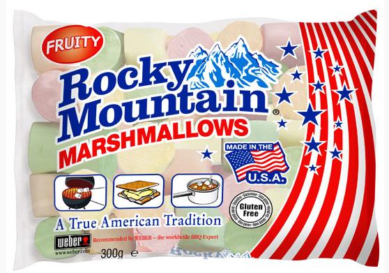 Der Klassiker: Rocky Mountain Marshmallows