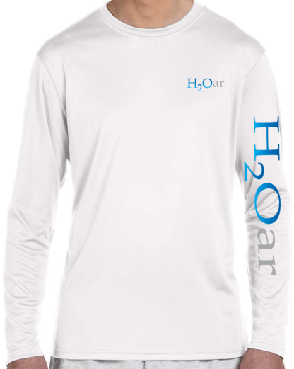 H2Oar® UVP (Ultra Violet Protection) Long Sleeve Performance Shirt