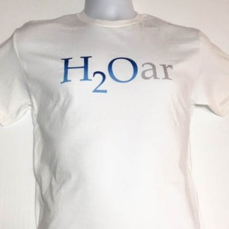 H2Oar ® 100% combed ring-spun short sleeve cotton tee.