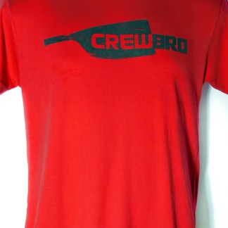 Crew Bro 100% combed ring-spun cotton tee