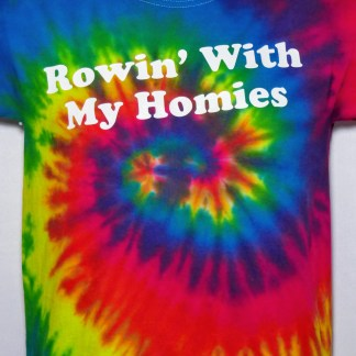 Rowin With My Homies Youth Tee