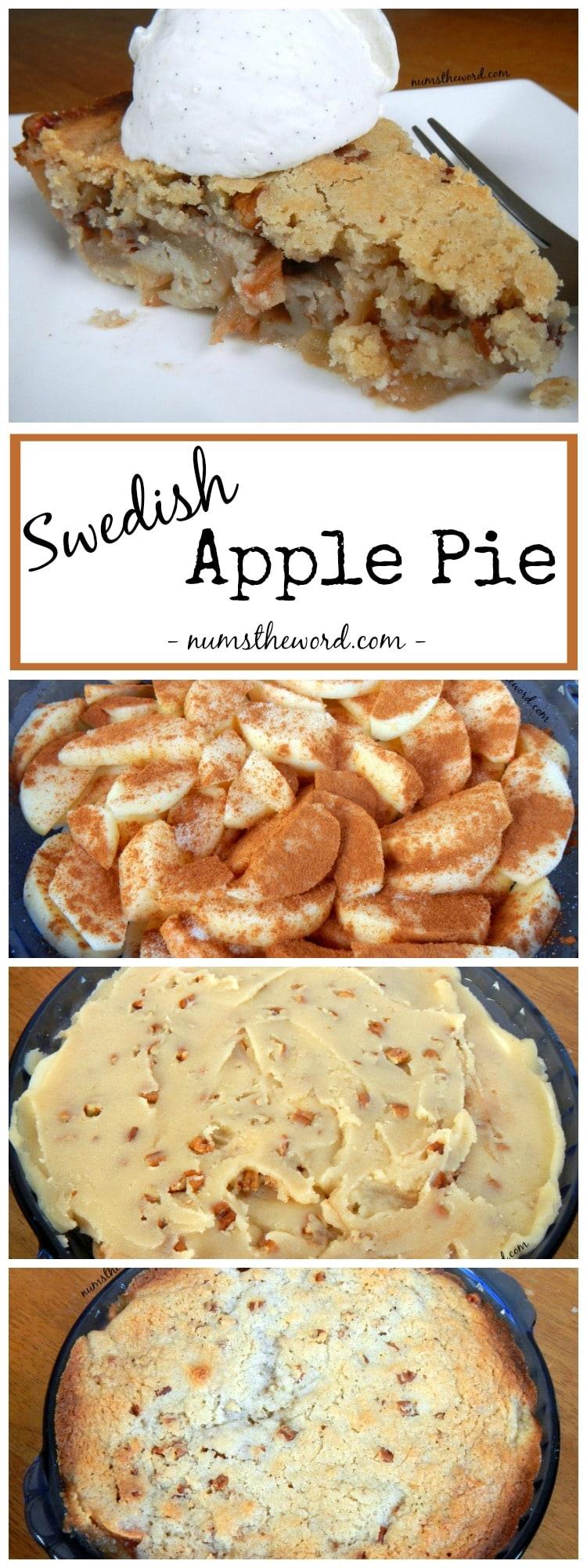 Swedish Apple Pie