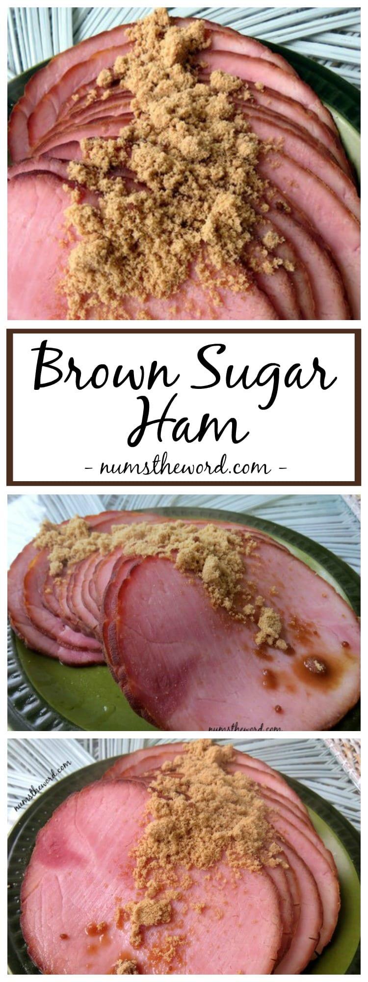 Brown Sugar Ham