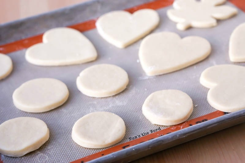 The Best Rolled Sugar Cookies