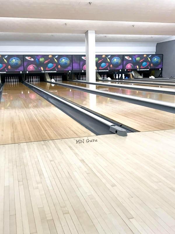 The Underground Bowling Alley - Minnesota Guru