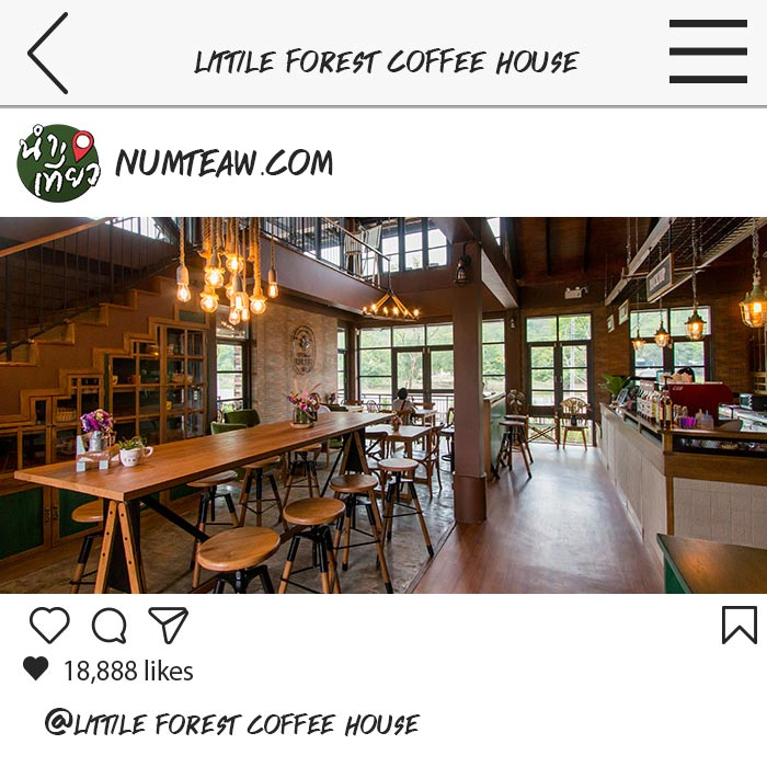 Littile Forest Coffee House
