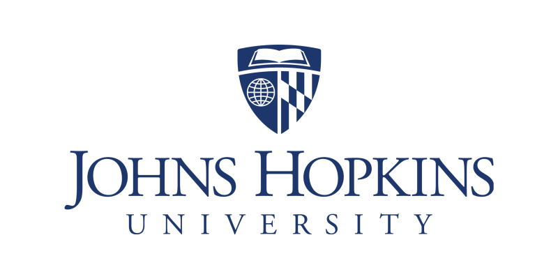 Select Client - Johns Hopkins University Logo