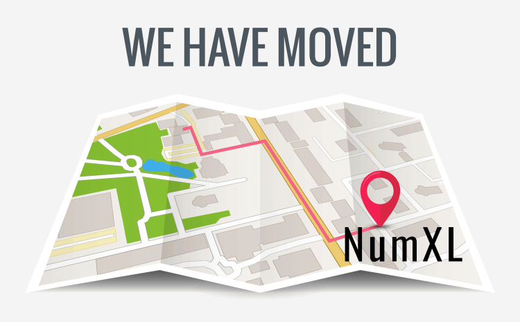 We Have Moved to a New Office!
