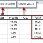 screenshot- white-noise output table
