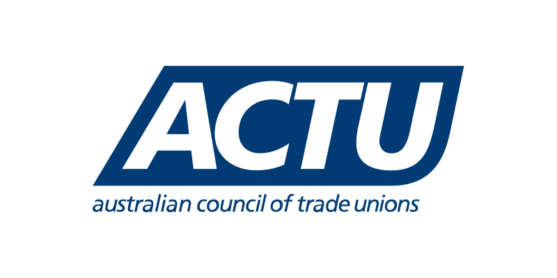 Select Client - Australian Council of Trade Unions Logo