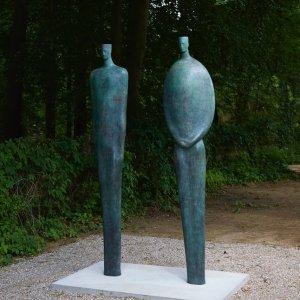 bronze sculpture by Shona Nunan