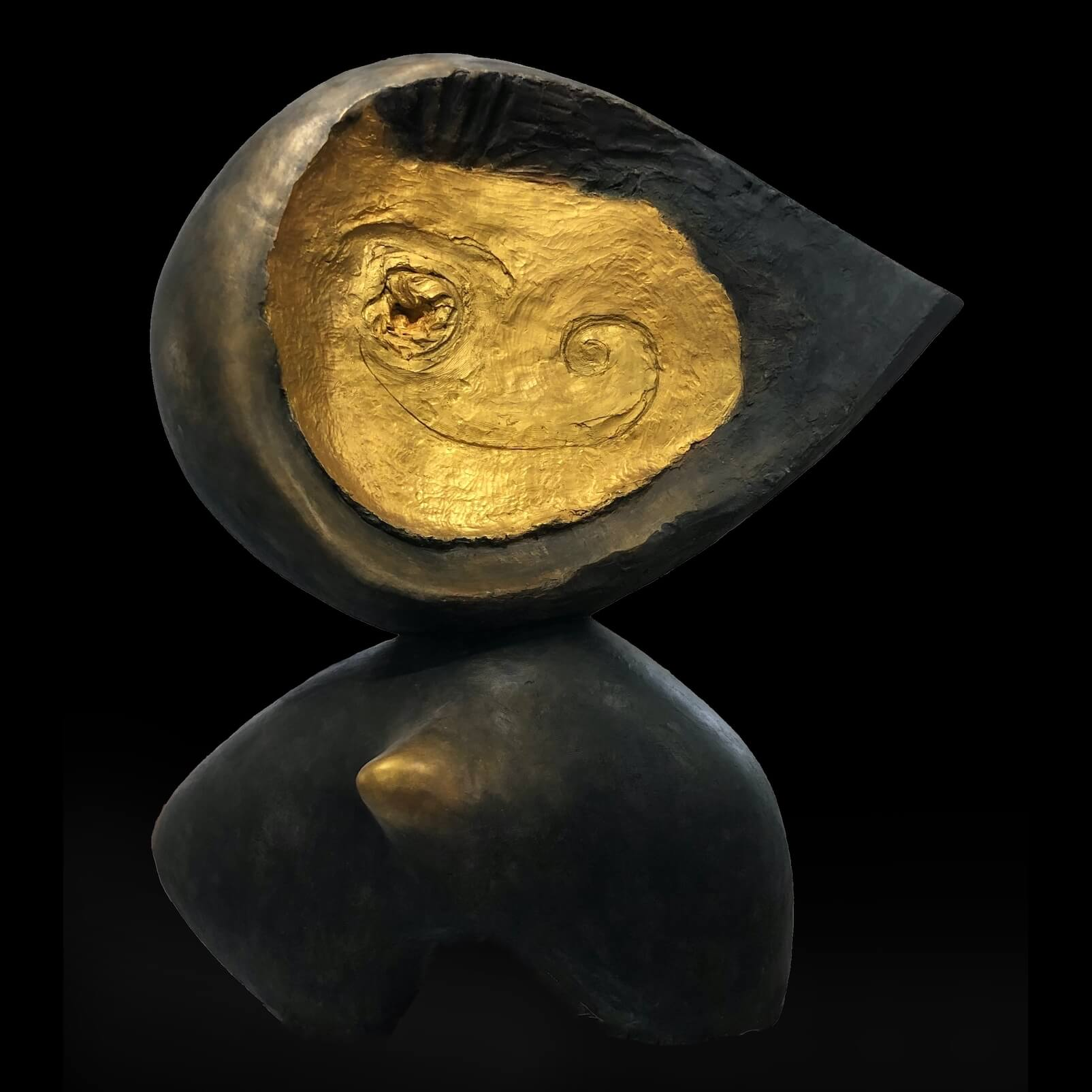 bronze sculpture Michael-Francis Cartwright