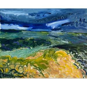 painting Michael-Francis Cartwright