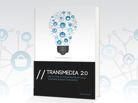 Transmedia Expert Nuno Bernardo launches new Book