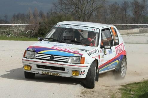 Caetano Motorsport  com dois carros no Serras de Fafe
