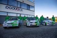 Team Habimóvel AS Racing apresentou-se com três equipas