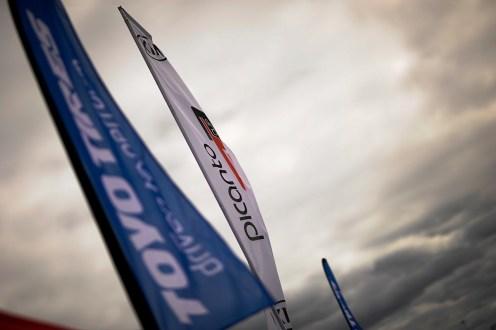 Irreverentes Kia Picanto GT Cup deram espetáculo no Rallye Vidreiro Centro de Portugal!