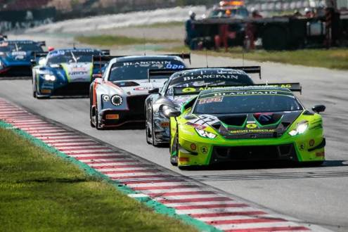 Barwell Motorsport vence a AM Cup na Blancpain GT Series.