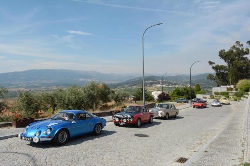 Classic Cars Tour regressa à Beira Interior