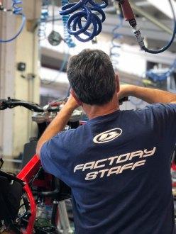 Beta Motor 'Motores' voltam a funcionarem Itália