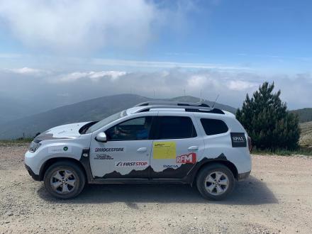 Aventura Dacia vai ao Centro de Portugal