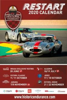 Novos Calendários das competições Race Ready