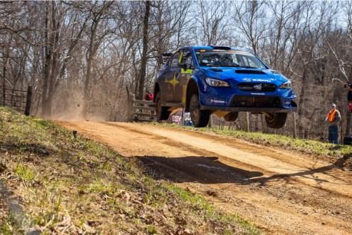 26.º Rally in the 100 Acre Wood – Bis de Pastrana após furo de Mckenna